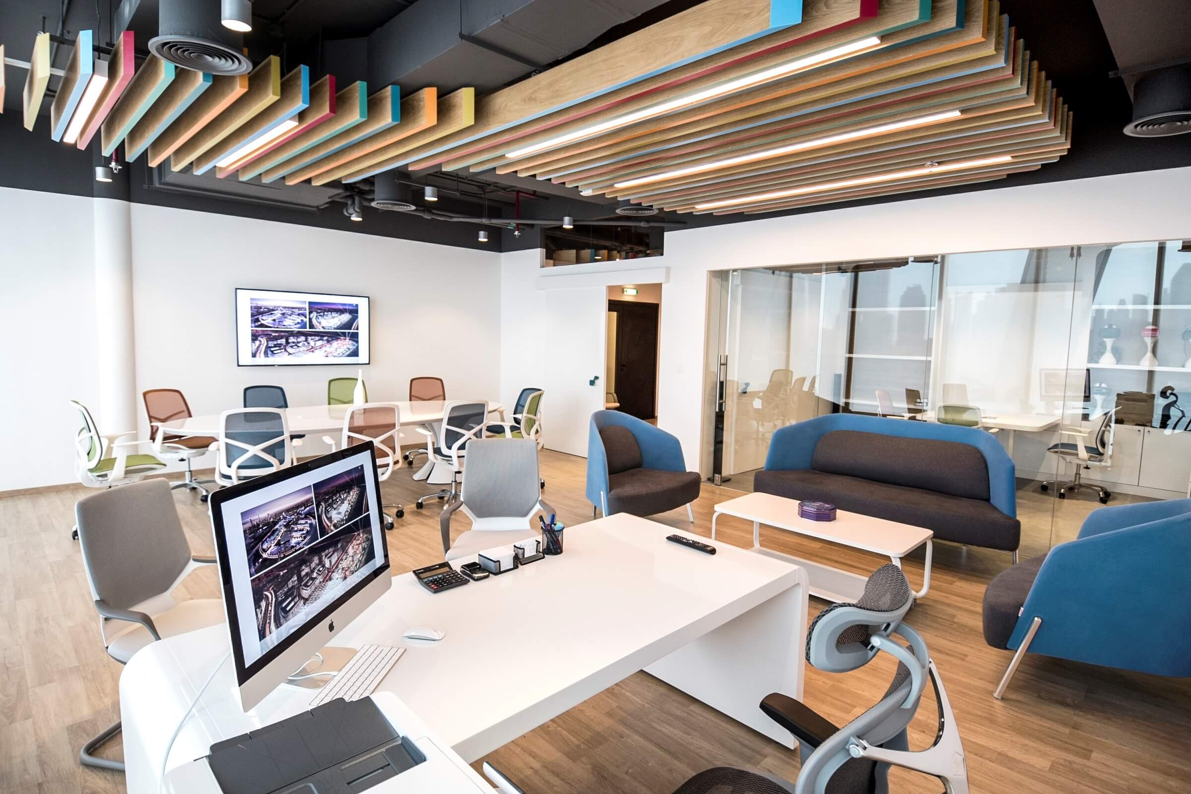 NDIGITEC inaugurates its new lounge at D3(Dubai Design District)