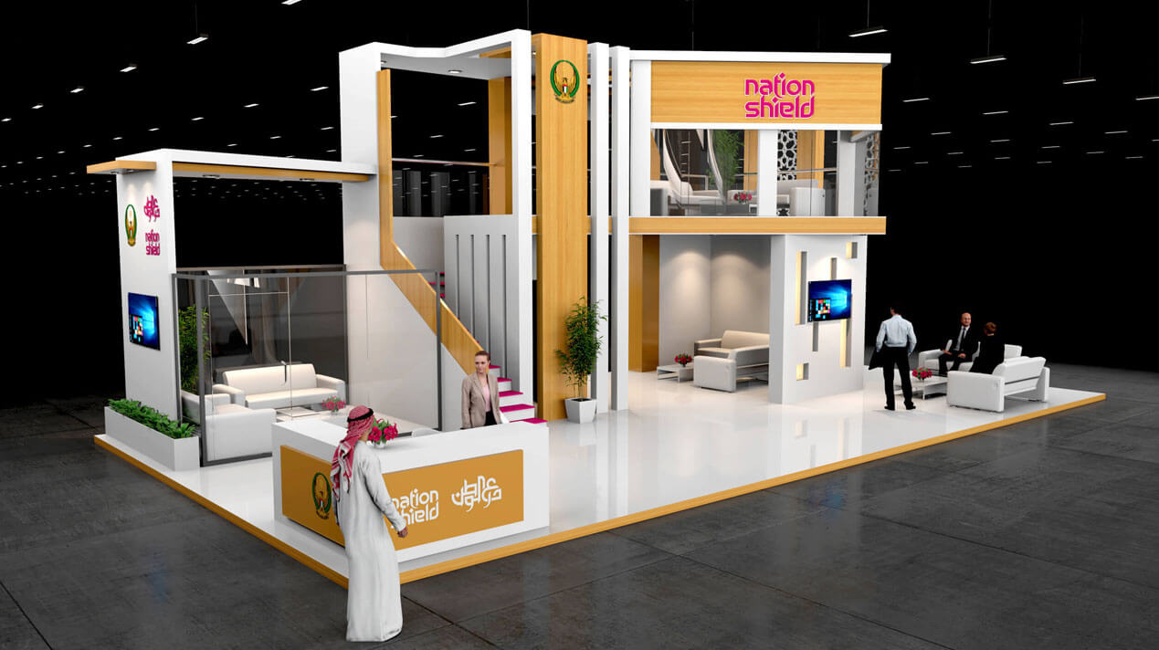 Portable Exhibition Stands Dubai : How to choose and buy display stands and exhibition displays online