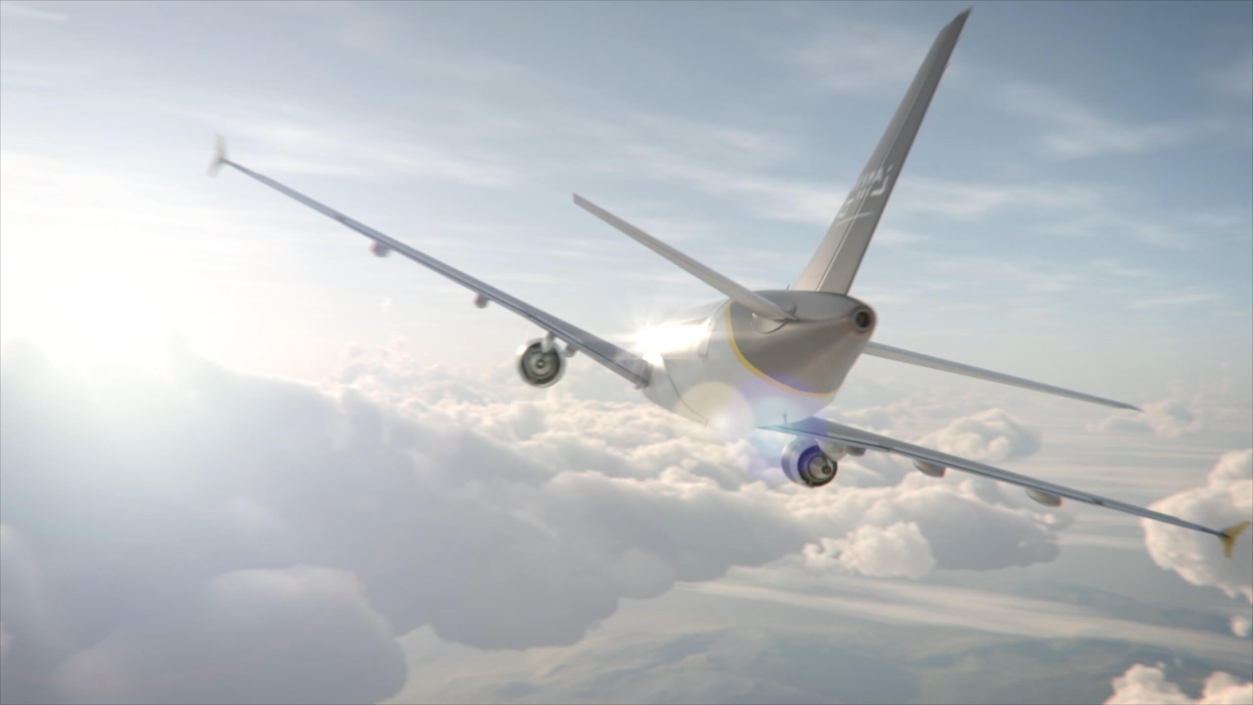 Airline Safety Instructions Video for Nesma Airlines Produced by NDIGITEC