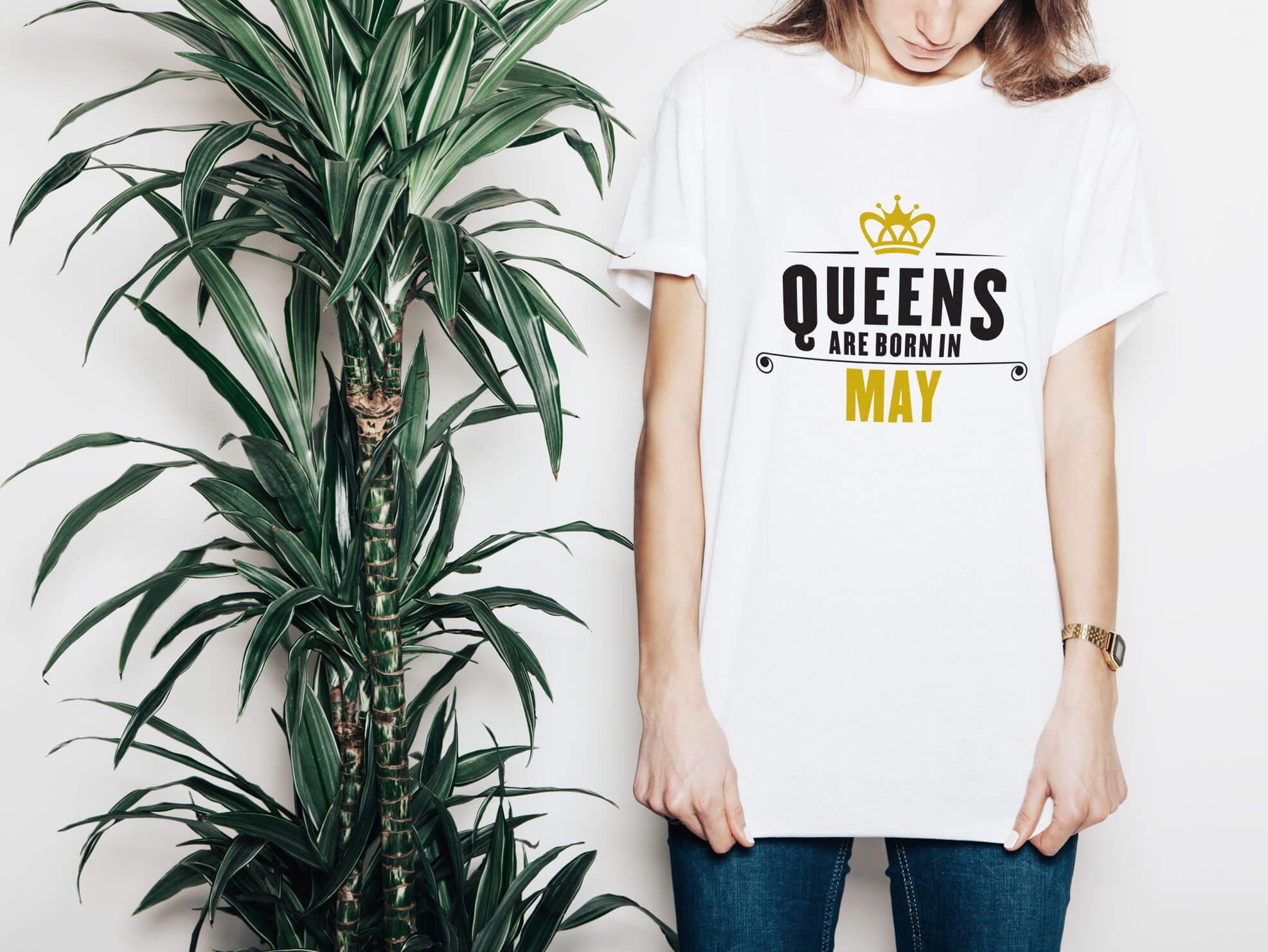 T-shirt clothes mockup