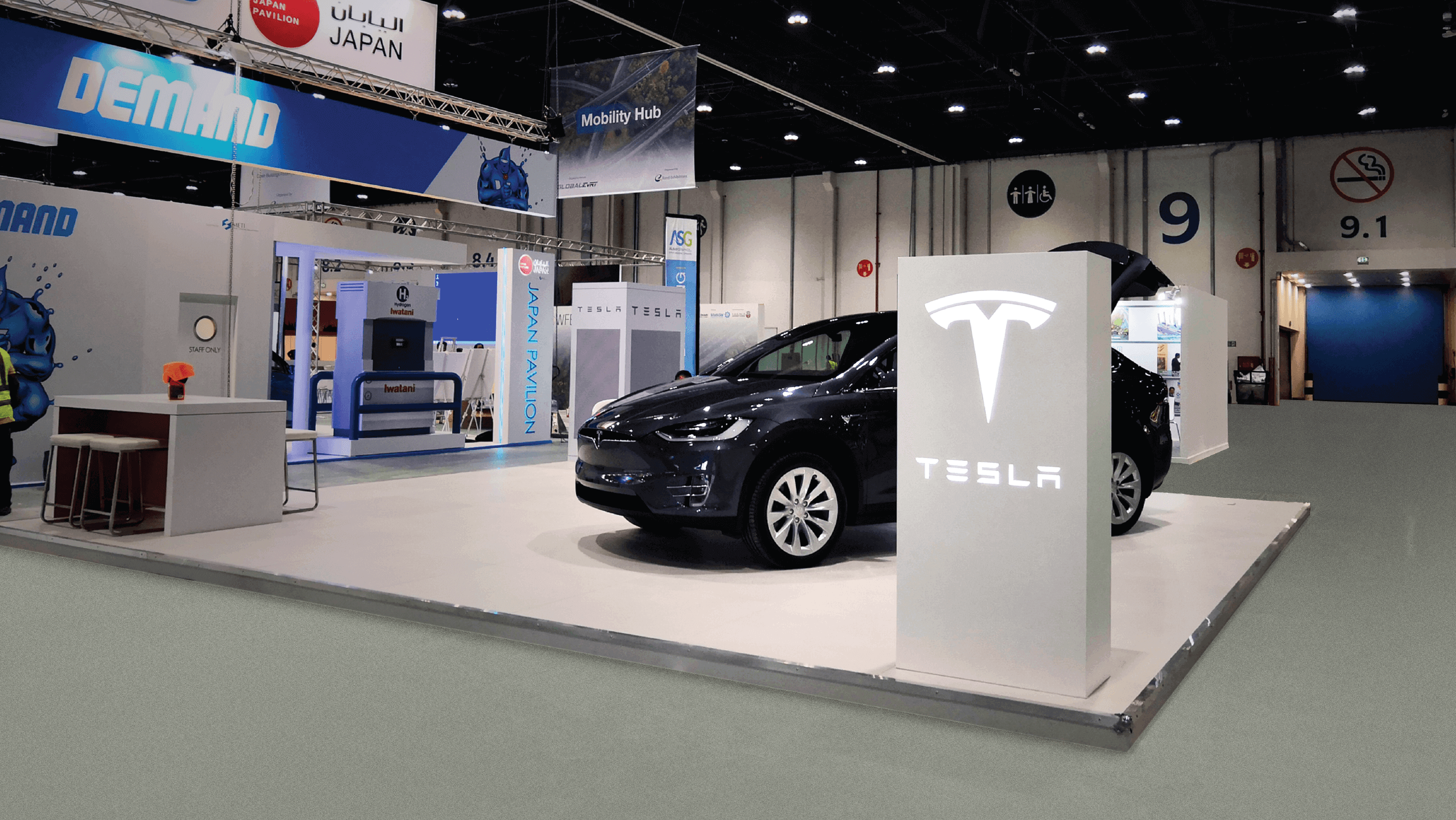10 trade show booth designs